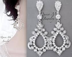 6 Beautiful Chandelier Earrings You Chandelier Earrings Etsy