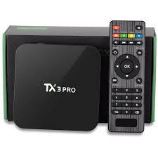 android media box 6 0 tx3 pro 16 1 kodi smart tv box amlogic s905x 1gb ram 8gb rom