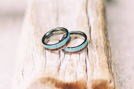 wood rings com images Aqua wood ring devocean co jpg