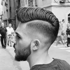 haircut with the line men 40 hard part haircuts for men sharp straight line style