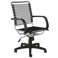 bungie high back office chair by euro style all world furniture