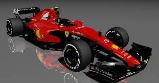 scuderia f1 scuderia sf f1 concept formula hybrid racedepartment