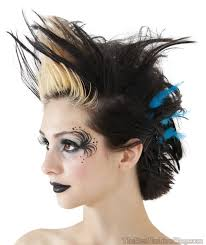 black short mohawk hairstyles short hairstyles for women and man