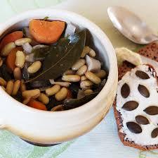 cuisiner des flageolets recette diététique soupe repas aux légumes racines et aux