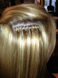 microlink hair extensions this is one of the hair extension methods offered here at luxe