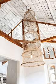 Pendant Fishing Light 5 Favorites Japanese Inspired Mesh Pendant Lights Remodelista