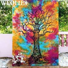 Indian Wedding Decoration Ideas Home Decorations Bohemian Style Wall Hanging Tapestry 210x145cm