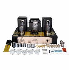 Diy Kit by Douk Audiophile Grade Hifi El34 Tube Stereo Amplifier Class A