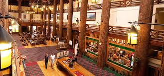 accommodation glacier park lodge in glacier national park montana