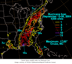 Rainfall Totals Map Nc Extremes Flood Of 1916 Wiped Out Railways Records State