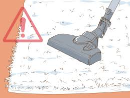 White Rug 3 Ways To Clean A White Rug Wikihow