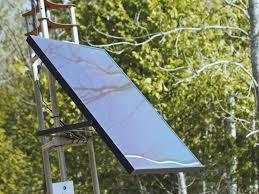 solar powered tree house pt 1 louise johnson