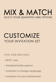 invitations wedding wedding invitations