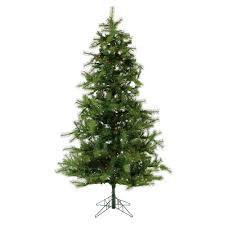 fraser hill farm 12 ft pre lit led southern peace pine artificial