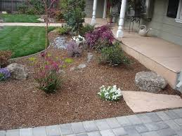 Lawn Free Backyard Backyard Ground Cover Ideas Garden Design Garden Design With