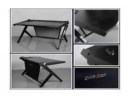 bureau noir et blanc fauteuil fauteuil de bureau gamer fantastique bureau de pc gamer