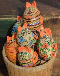 gourd cat ornaments good gourd almighty pinterest gourds