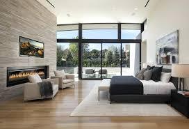 Hardwood Floors In Bedroom Modern Bedroom Wood Floor Soft Grey Theme And Wood Floors In