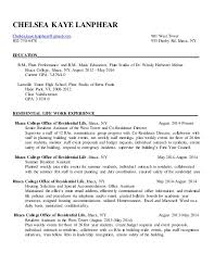 Metro Pcs Resume Cover Letter Examples Online Lavell Bailey Resume Northtech