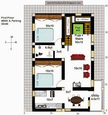 South Facing House Floor Plans South Facing House Plans 30x50