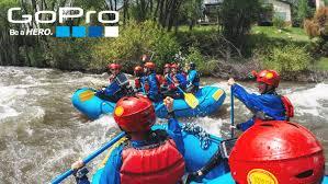 white water rafting colorado gopro mountain games youtube