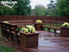 redwood deck bench and fence so many uses redwood project