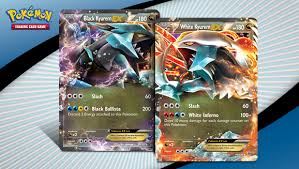 white kyurem black kyurem and white kyurem clash in the pokémon tcg