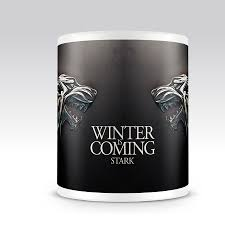 game of thrones winter is coming color changing mug bestseries shop