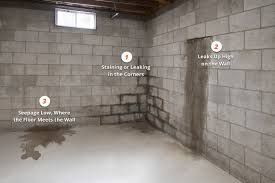 Basement Wall Waterproofing by Basement Other Services For How To Fix A Basement Wall Leak