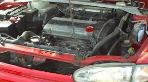 mitsubishi colt 1993 my mitsubishi colt gti 16v 1 8l 140ps by gassner youtube