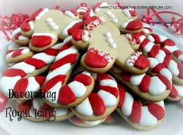 cookie decorating with royal icing 100 days of homemade holiday