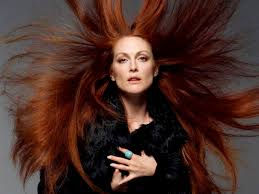 julie ann moore s hair color julianne moore crazy red hair celebrity
