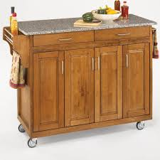 kitchen island cart stainless steel top crosley granite top portable kitchen cartisland in white wooden