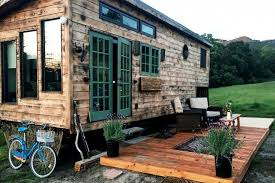 tiny house square footage tiny homes living large in 275 square feet baby included gardenista