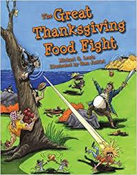 great thanksgiving food fight the 9781455622856