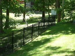 kansas city summit ornamental aluminum fences contractor