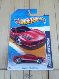 toy ferrari model cars ferrari 458 italia model cars hobbydb