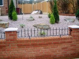 garden wall designs photos wonderful superb 3 decorative brick
