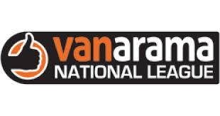 vanarama national league table tables the vanarama national league