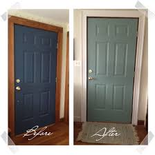 Painting Interior Doors by Painting Wood Trim White Before And After Pictures Google Search