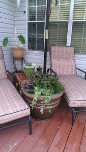 Patio Umbrella And Stand by Homemade Patio Umbrella Stand Planter On Wheels Diy