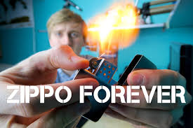 Why Won T My Zippo Light How To Make Your Zippo Lighter Fuel Last Forever Zippo Trick