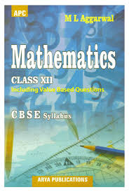 mathematics including value based questions class xii cbse