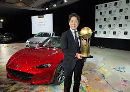 mazda canada all new mazda mx 5 wins both 2016 world car of the year and world