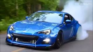 subaru brz hellaflush ultimate subaru brz toyota gt86 scion fr s sound compilation youtube