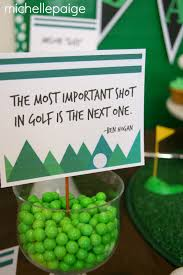 michelle paige blogs golf themed father u0027s day party
