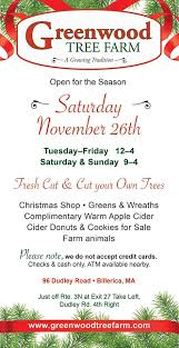 greenwood christmas tree farm home facebook