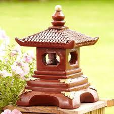 japanese pagoda garden statues