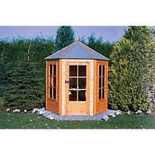 Garden Shed Summer House - summer houses log cabins u0026 summerhouses wickes co uk