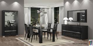 Black Dining Table Armonia Diamond Black Dining Table By At Home Usa W Options